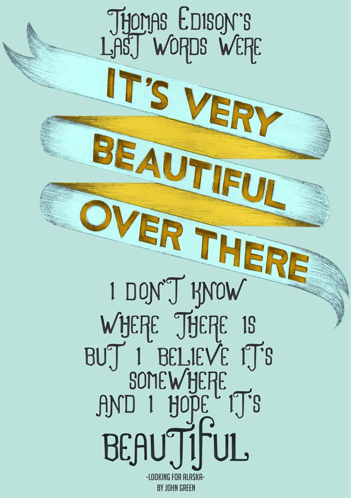 SparkLife » Karen Edina Illustrates Our Fave Quotes By JK