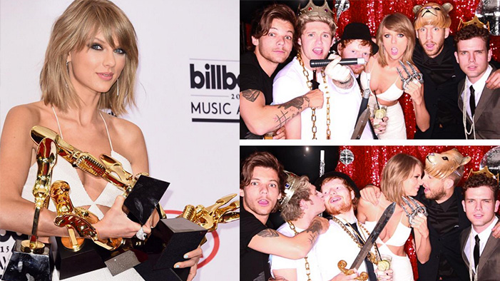 T-Swizzle Won ALL THE THINGS at the BMAs in This Week's Celeb Twitter Roundup!