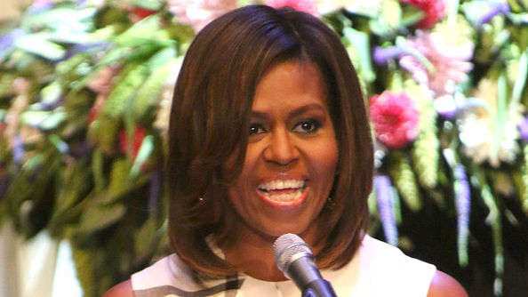 Best High School Graduation Speech Goes to: Michelle Obama