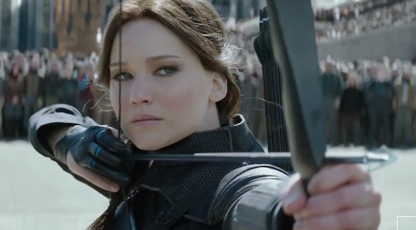 The First <i>Mockingjay Part 2</i> Teaser Is Full of SHOCK AND AWWW