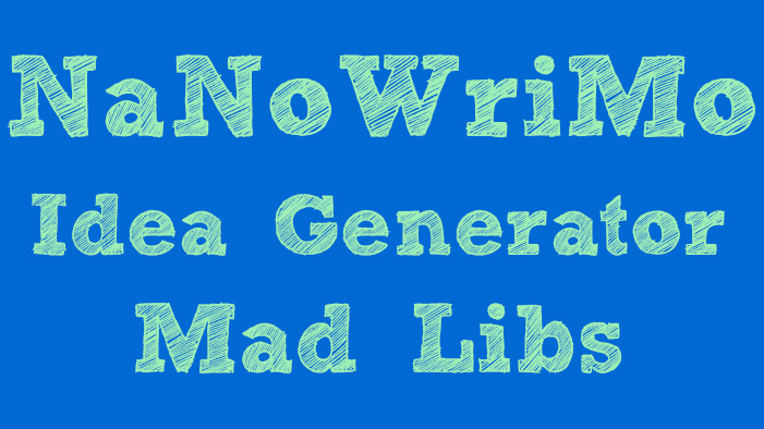 We've Got the Cure to Your NaNoWriMo Writer's Block!