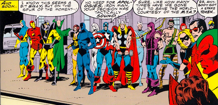 12 Not-So-Mighty Avengers Moments