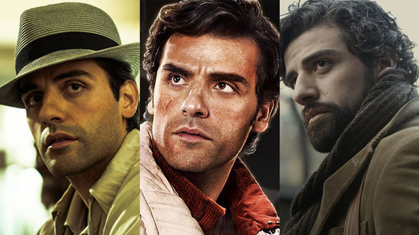 The Many (GLORIOUS) Faces of Oscar Isaac