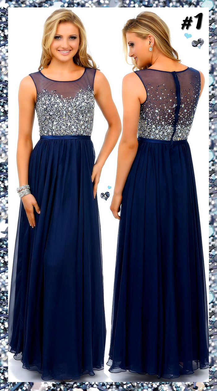 SparkLife » Which Gorgeous Gown Should Jenna Wear to Prom? THE ...