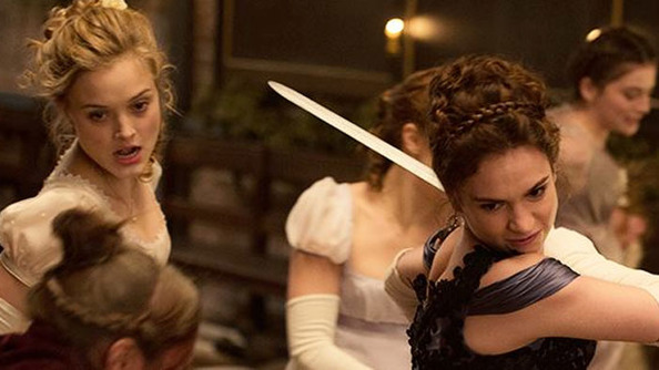 10 Thoughts We Had While Watching <em> Pride and Prejudice and Zombies </em>