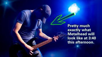 MetalheadNBK Update: Things Are Lookin' Good!