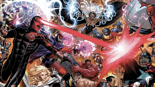 Marvel Universe Reboots in October-Kind of-with Marvel NOW!