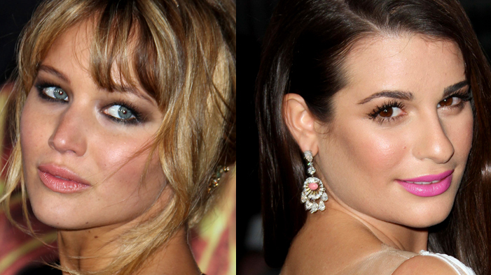 IT'S FACE TIME: How to Get JLaw, Lupita, & Lea's Prom-Perfect Makeup!