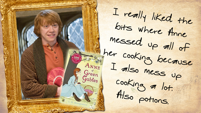 RonNotes: Ron Weasley Explains the Classics