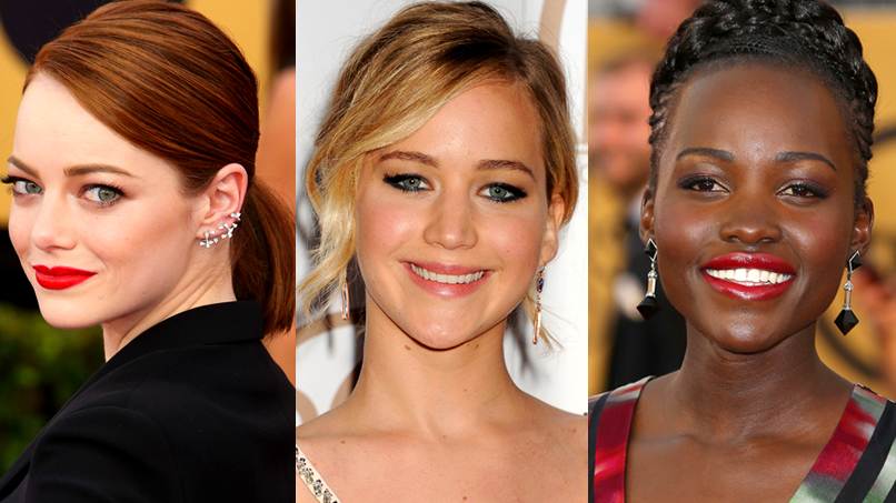 The Most Stunning Style (& a Few Fashion Fails) at the 2015 SAG Awards!