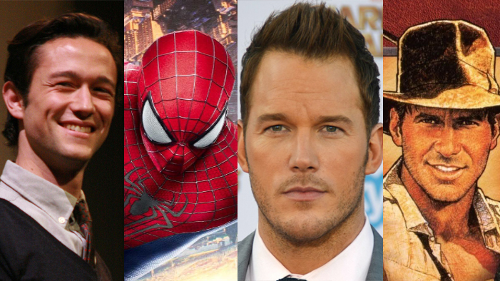 Classic SFF Leading Men Recast With Our Favorite Hollywood Dreamboats