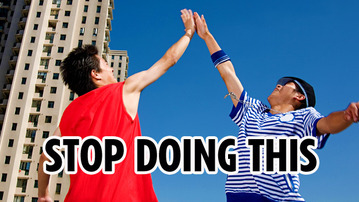 Awesome Alternatives to the Plain Ol' High Five