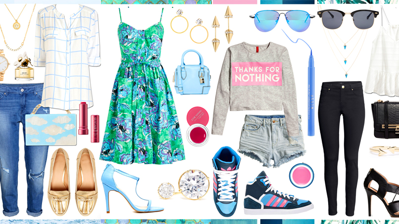 What's Your Perfect Summer Style? Take This Uber-Fun, Fashionable Quiz to Find Out!