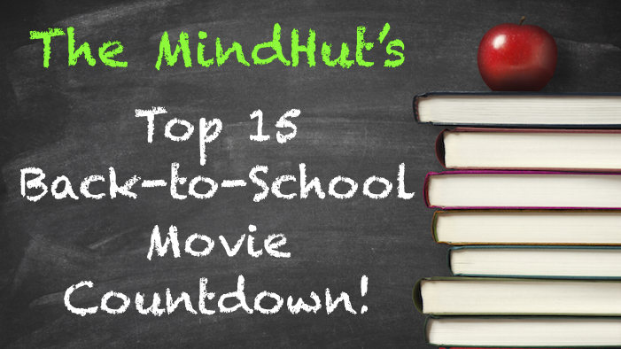 Get the Horns: We Count Down the Top 15 Back-to-School Movies!