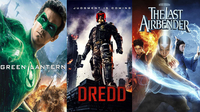 What We Would Change If We Rebooted These Recent Sci-Fi and Fantasy Flops (That Could be GREAT with a Little Help)