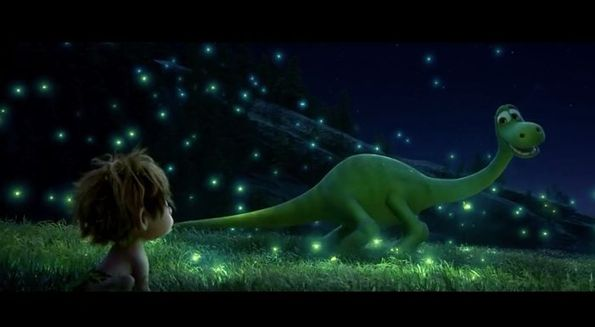 Trailer for Pixar's <i>The Good Dinosaur</i> Got Something Stuck in Our Eyes