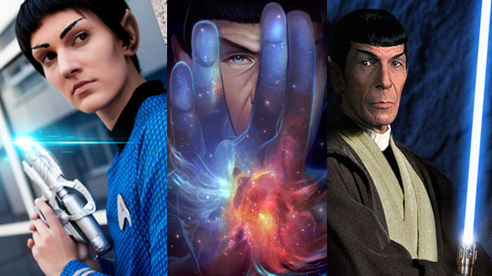 A Totally Spocktastic Tribute To The One And Only Leonard Nimoy!