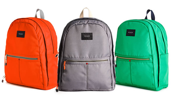 Enter the STATE Bags Sweepstakes for a Chance to SERIOUSLY Up Your Backpack Game!