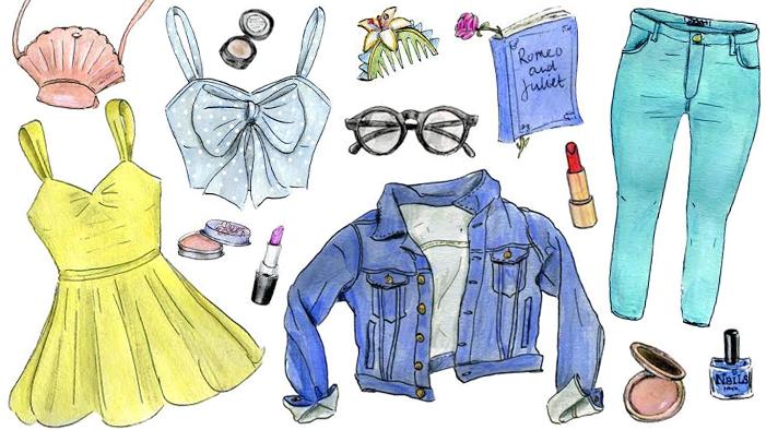 9 Disney Princesses Get a Wardrobe Update!
