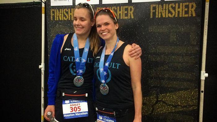 Real Talk: I'm a Blind Triathlete