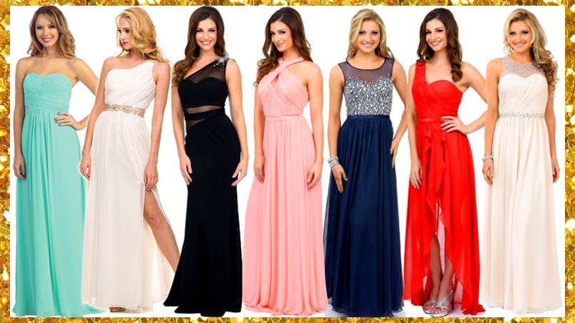 Which Gorgeous Gown Should Jenna Wear to Prom? THE CHOICE IS YOURS. (Seriously, YOU GET TO VOTE ON HER DRESS!)