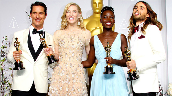 25 Oscar Speeches We'd LOVE to See