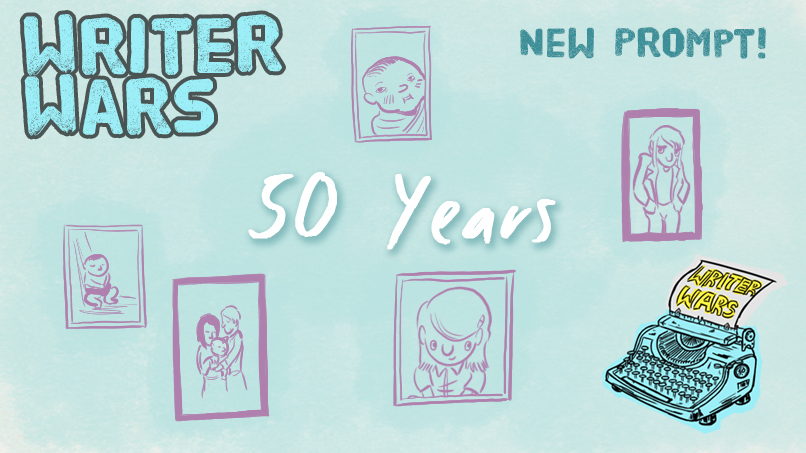 Writer Wars: 50 Years