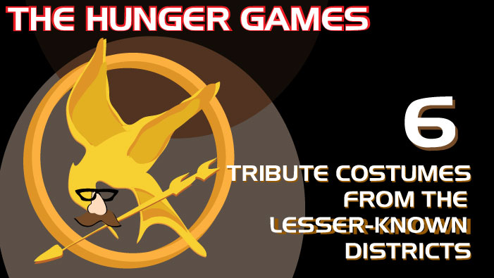 Tribute Costumes From The Lesser-Known Hunger Games Districts