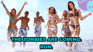 The Do's and Don'ts of Surviving a Zombie Apocalypse at the Beach