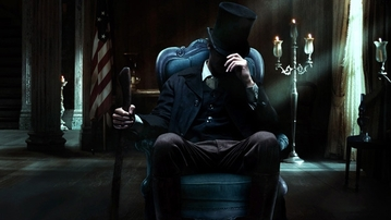 REVIEW: Abraham Lincoln: Vampire Hunter
