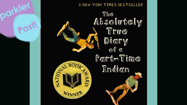 Blogging B&N.com's Teen Must Reads: The Absolutely True Diary of a Part-Time Indian