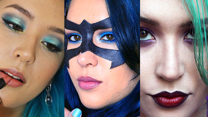 Need a Last-Minute Halloween Look? Allison Emm Has You COVERED.