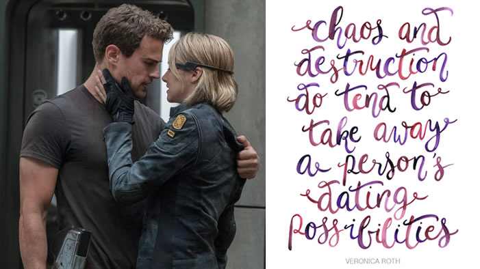 Six Beautiful Quotes to Get You PUMPED for the <i>Allegiant</i> Premiere