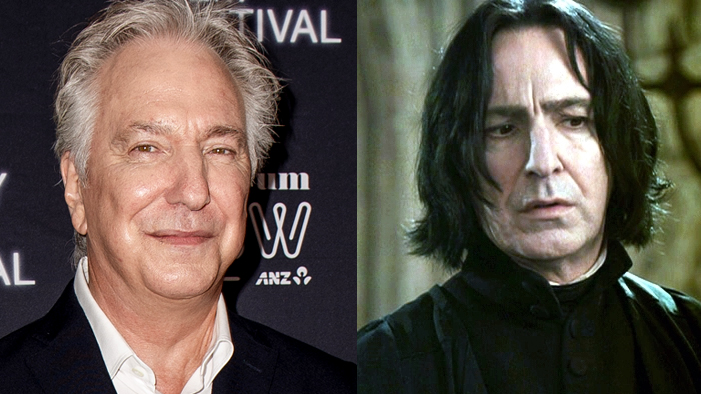 Raise Your Wands, Sparklers: Alan Rickman Has Passed Away