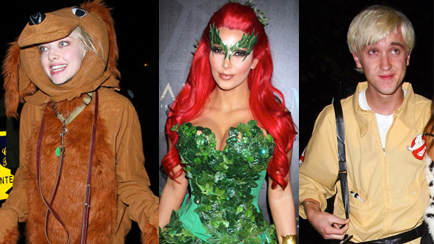 Celeb Halloween Costumes!