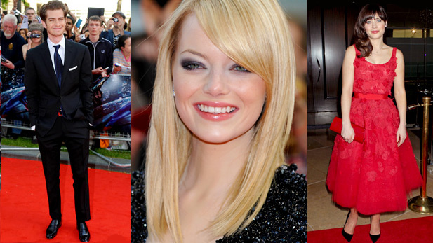 Celeb Style Round-Up: Emma Stone, Andrew Garfield, Keira Knightley, and More!