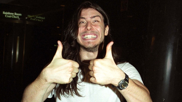 Andrew W.K. meets... My Little Pony?