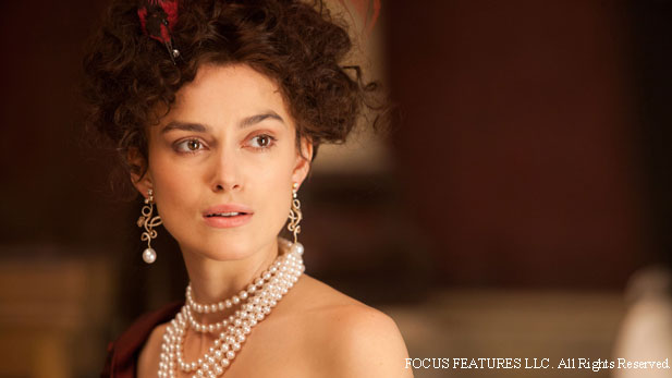 Keira Knightly Looks AMAZING in Anna Karenina!