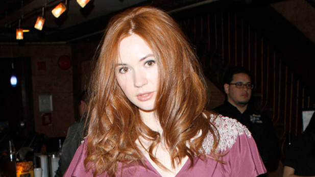 Doctor Who's Amy Pond is Officially On Twitter!