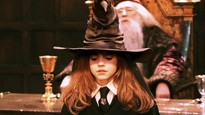 Pick 5 Novels and We'll Tell You Your Hogwarts House