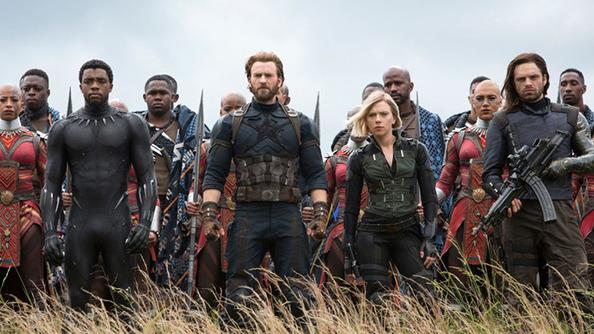 Classic Authors Review <i>Avengers: Infinity War</i>