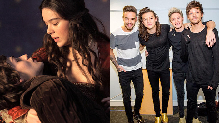 QUIZ: Is This a <em>Romeo and Juliet</em> Quote or a One Direction Lyric?
