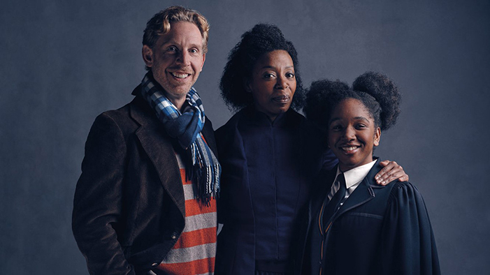If the Characters From <em>Harry Potter and the Cursed Child</em> Could Text