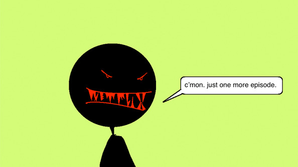 Auntie SparkNotes: I Can't Stop Netflix-ing