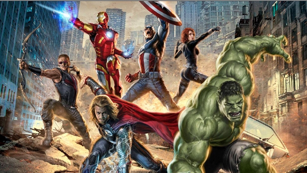 4 Ways to Get Psyched for The Avengers