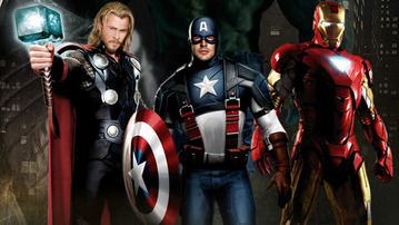 Marvel Comics: Under the Influence of Movies