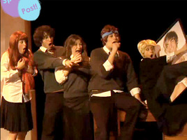 Blogging A Very Potter Musical: Part 3