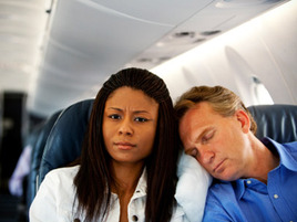 Sleeping Positions on Planes
