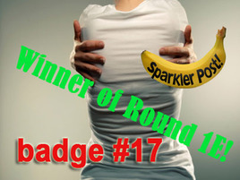 Choose Your Sparkler Post Badge: Round 1F