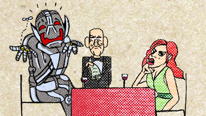 5 Robots That You Definitely Do NOT Want To Date